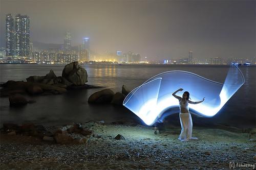 Lei Yue Mun at Night