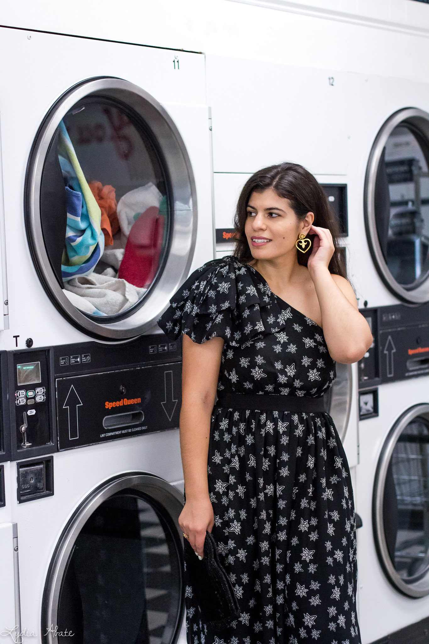 Kate Young for Target Star Maxi Dress, Sock Hop Laundromat Connecticut-11.jpg