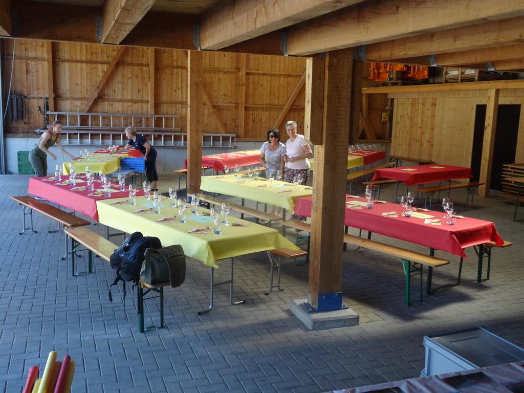 2018 - Juni 26. - 75-Jahr-Jubiläums-Grillfest