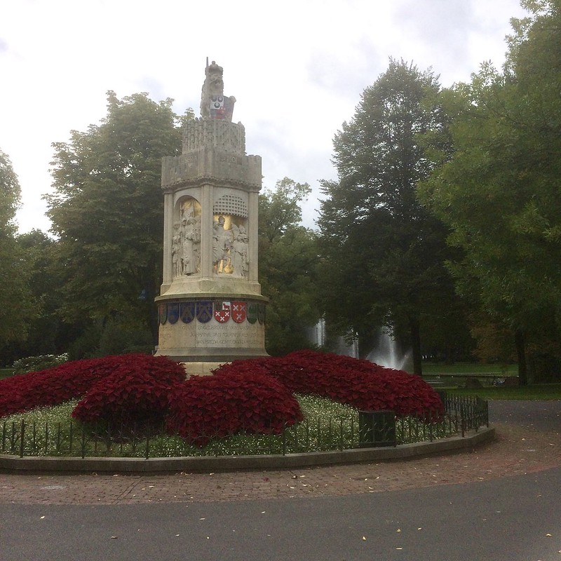 Baroniemonument Breda