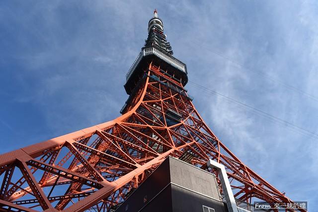 東京鐵塔58