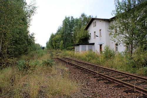 Bahnhof Dürrhennersdorf September 2011