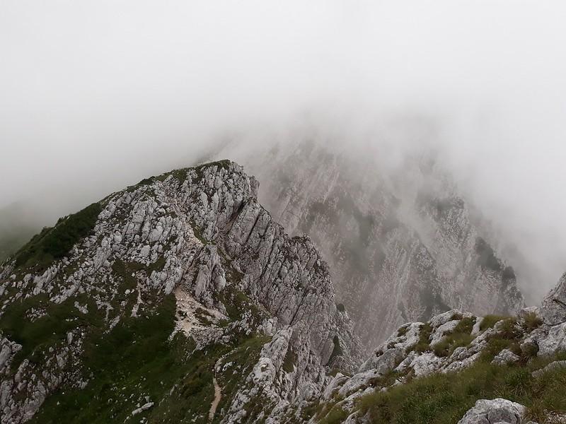 Drumetie in Piatra Craiului - Zarnesti-Creasta Nordica (47)