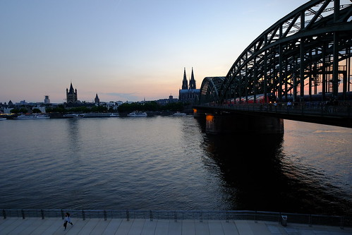 FXT15116 - Colonia y el Rin - Cologne and Rhine