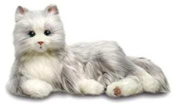 Companion Cat [robotic]