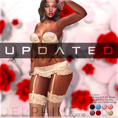 Delphine Lingerie UPDATED