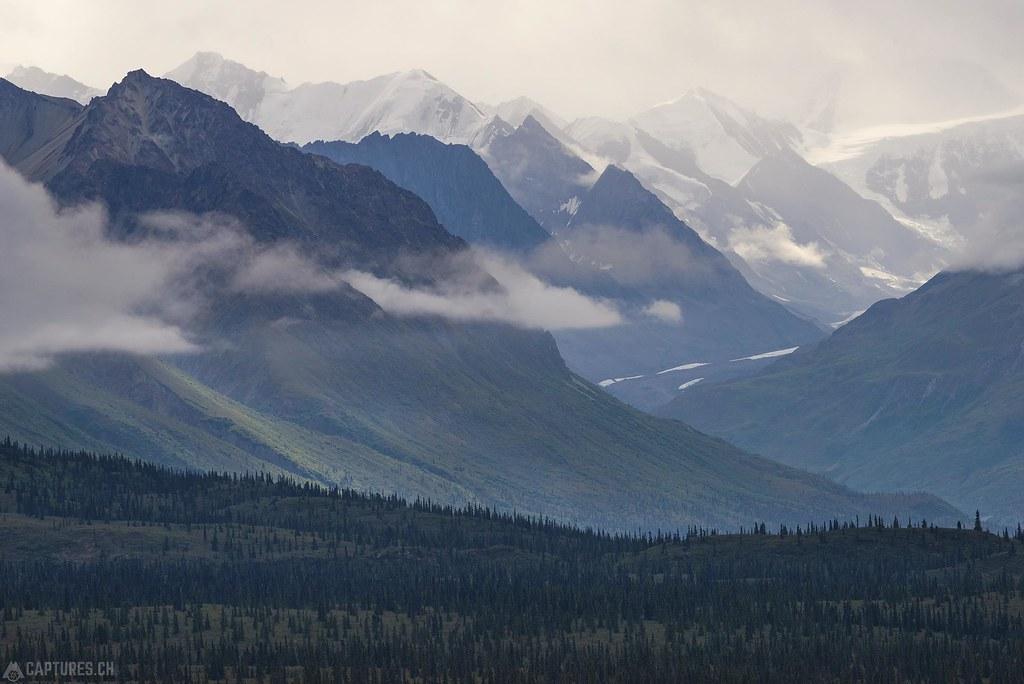 Peaks - Alaska