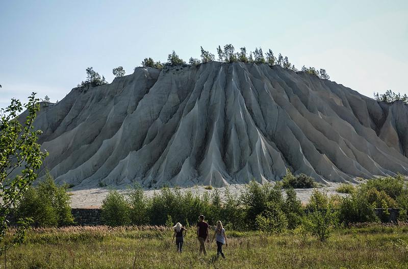 Rummu waste mountain