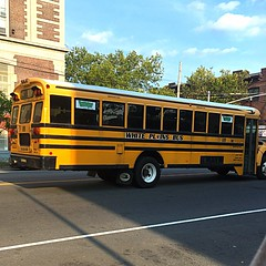 2009 Bluebird Vision, White Plains Bus, Bus#699