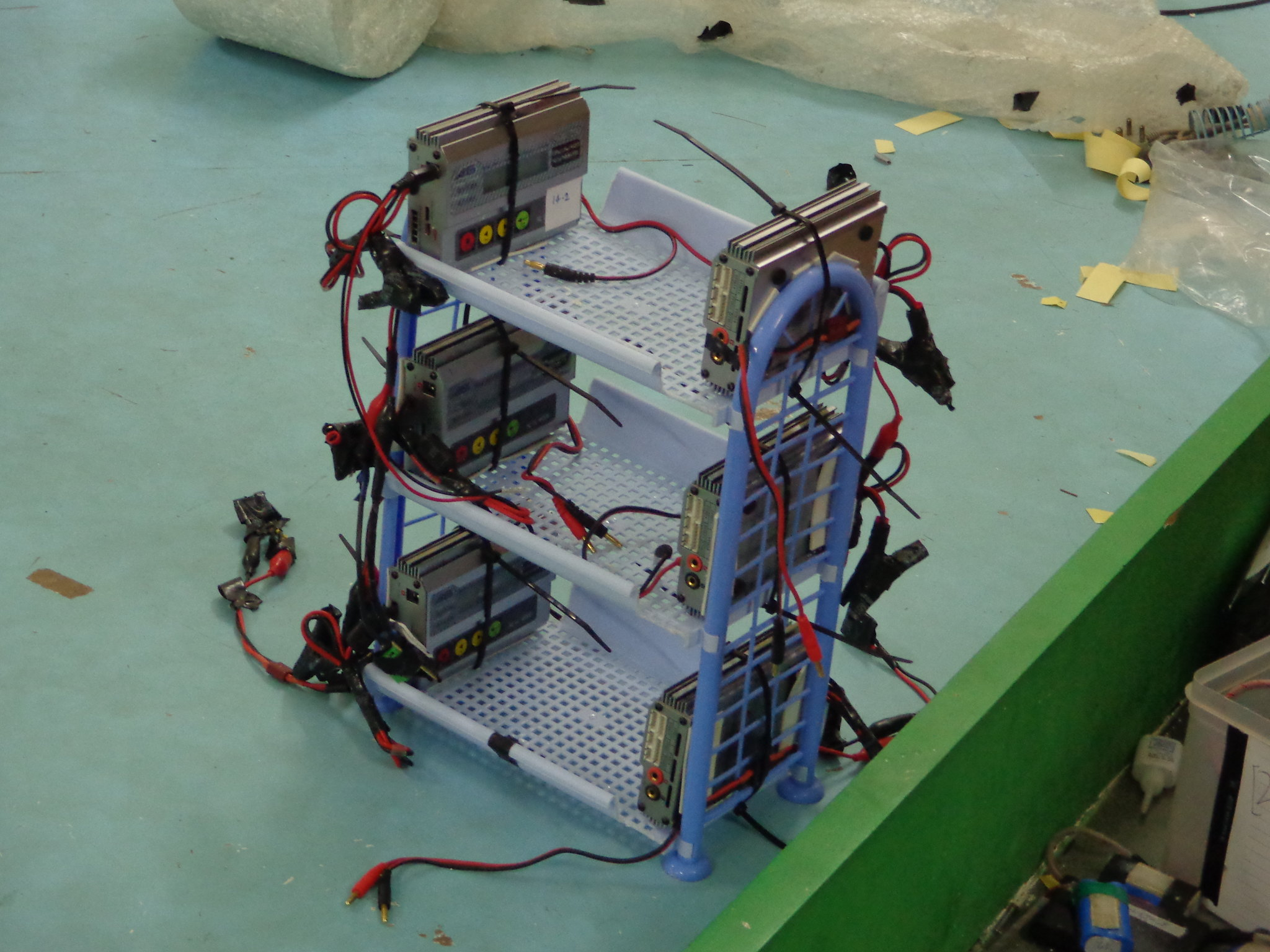 Robocon 2013 MIT Tech Team Pune: Lab