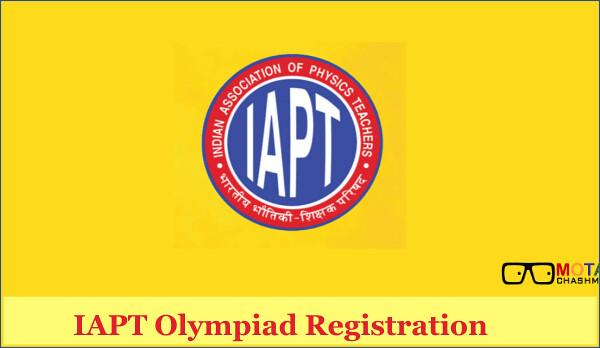 iapt registration