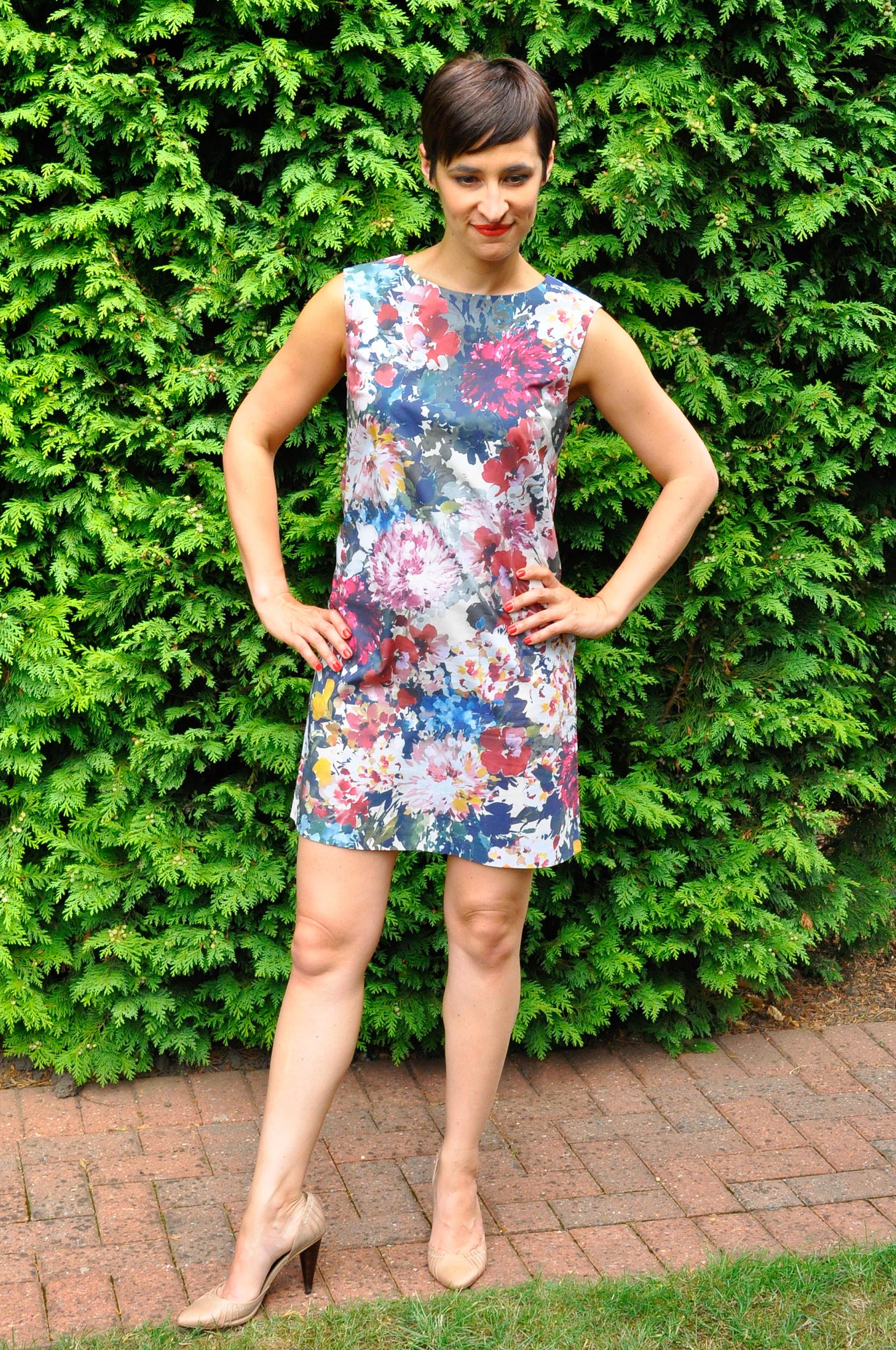 McCalls's 7533 dress