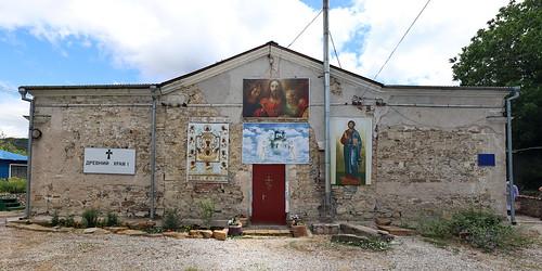 Grushevka, Former Armenian Church, 2018.07.01 (02)