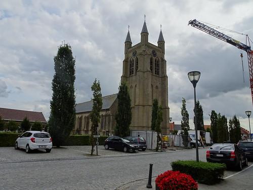 Eglise Sint-Petruskerk Loker  Heuvelland ...