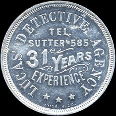 Lucas Detective Agency bloodhound token reverse