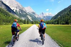 Bike SNOW tour: Seefeld – horské výšlapy a všude e-bike