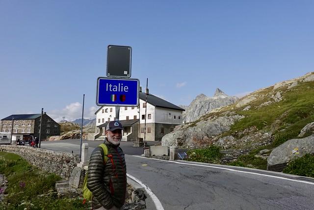 Italian Border