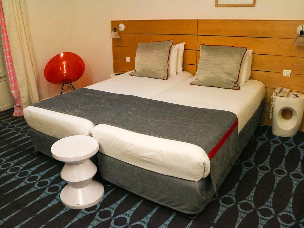 Hotel recomendado en Paris