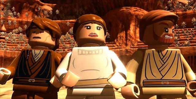 Lego Star Wars 3 - Arène Geonosian