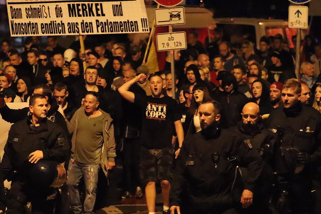 """Pro Chemnitz""-Demo am 07.09.2018"