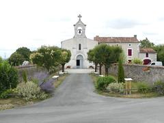 Église Sainte-Madeleine...La Jarrie-Audoin