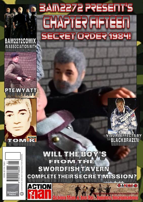 BAM2272 Presents - An Old Face Returns! Chapter Fiftenn - Secret Order 1984 44554858111_69530d627c_c