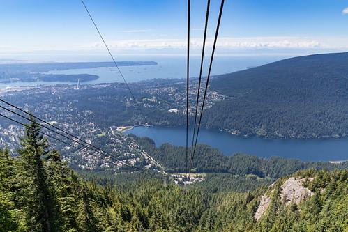 Capilano Lake Vancouver