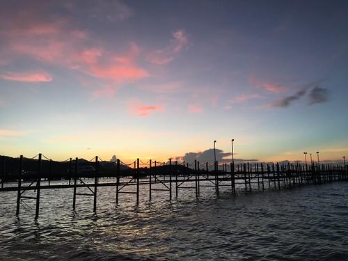 今日のサムイ島 9月20日 お天気回復しました( *´艸`)
