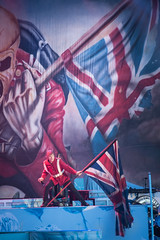 Concert Iron maiden, sonisphere, France