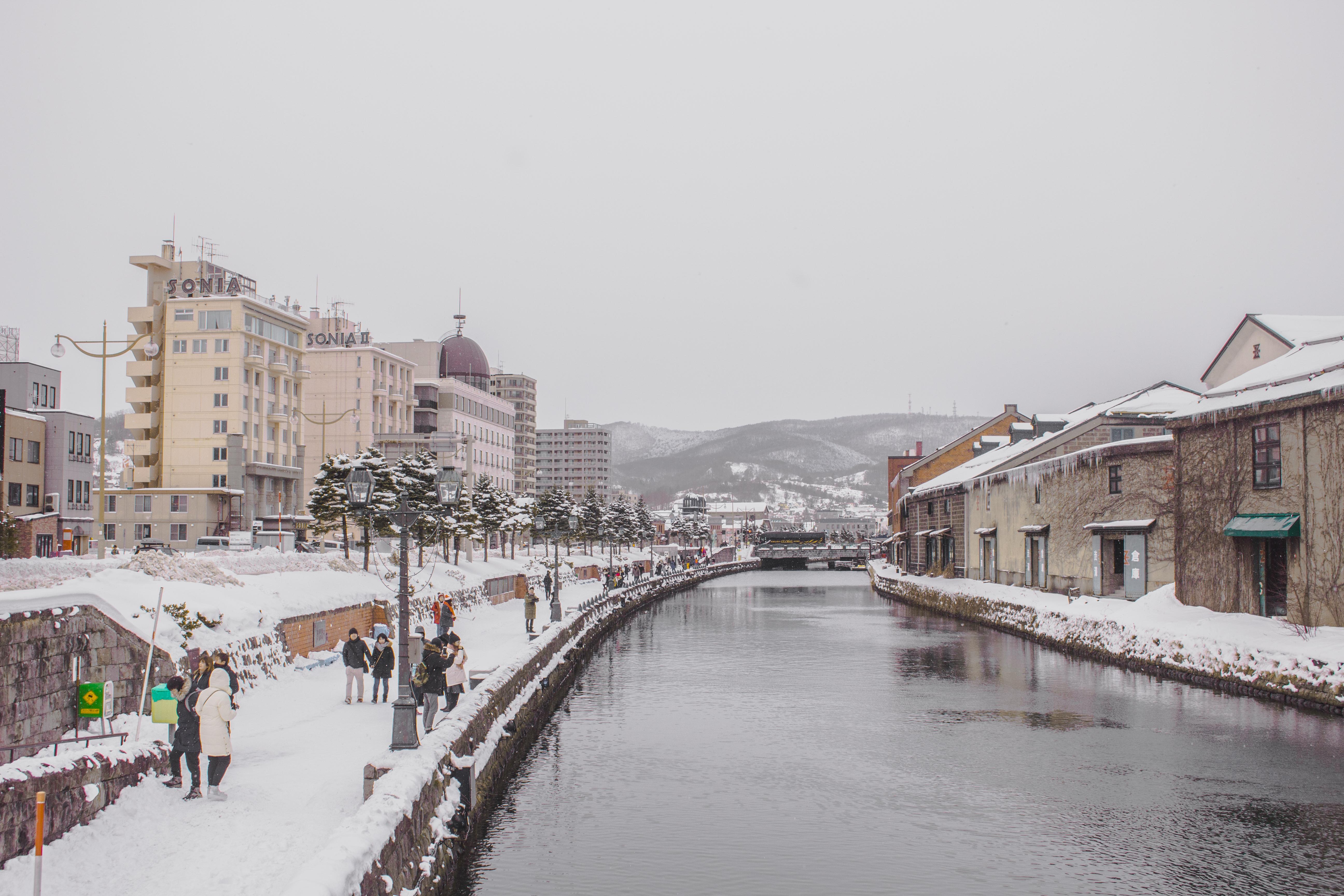 Hokkaido Day 1