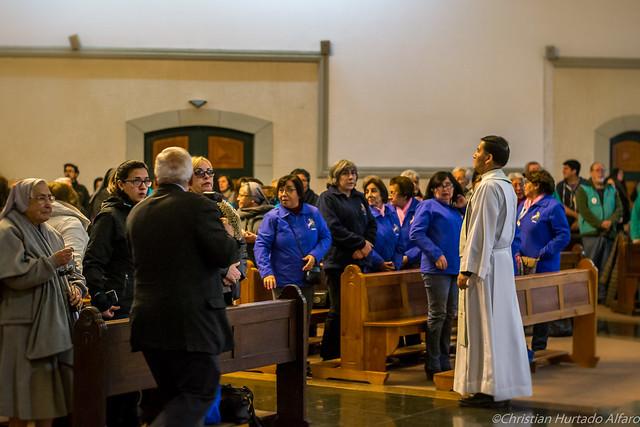 Eucaristía de la Fidelidad Salesiana.