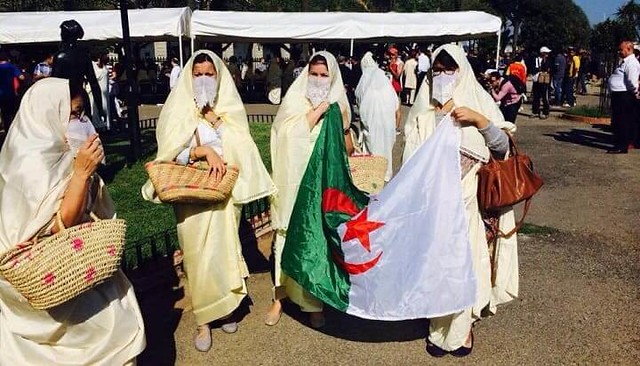4632 Why are Algerian happy to see the Niqab of the first lady of Pakistan 04