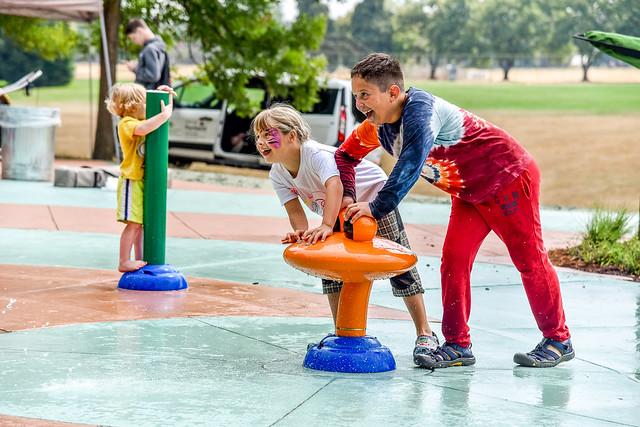 2018 Fernhill Park Splash Pad