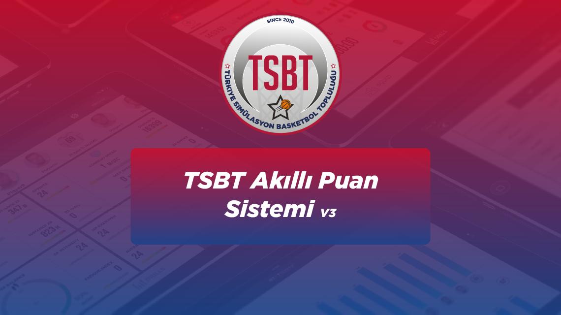 TSBT Akıllı Puan Sistemi v3