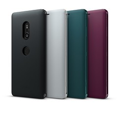 Xperia XZ3_Style Cover Stand SCSH70_Group_Back40