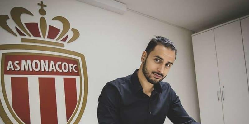 Nacer Chadli bergabung dengan Monaco
