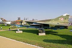 Polish Air Force Mikoyan-Gurevich MiG-23MF 139 EPDE 23-08-18