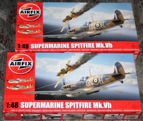 Supermarine Seafire Mk.IIIc., Airfix (konvertering), 1/48 29901202467_ea303dc6ce