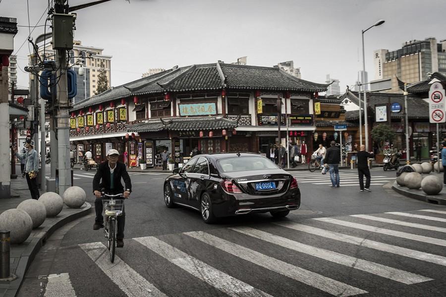 Како еден странец стекнуваше возачка дозвола во Кина 3