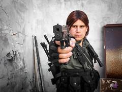 Resident Evil 3 Nemesis Carlos Oliveira Stefania Crivelli Flickr