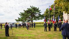 Mémorial anglais à Le Cateau - Cambrésis