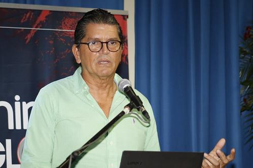Cátedra Global - Día 3 - Retos de la construcción de paz en Colombia