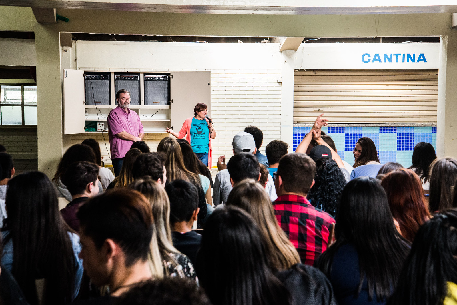 14º Núcleo Caravana CPERS – 30/08/18 – São Leopoldo