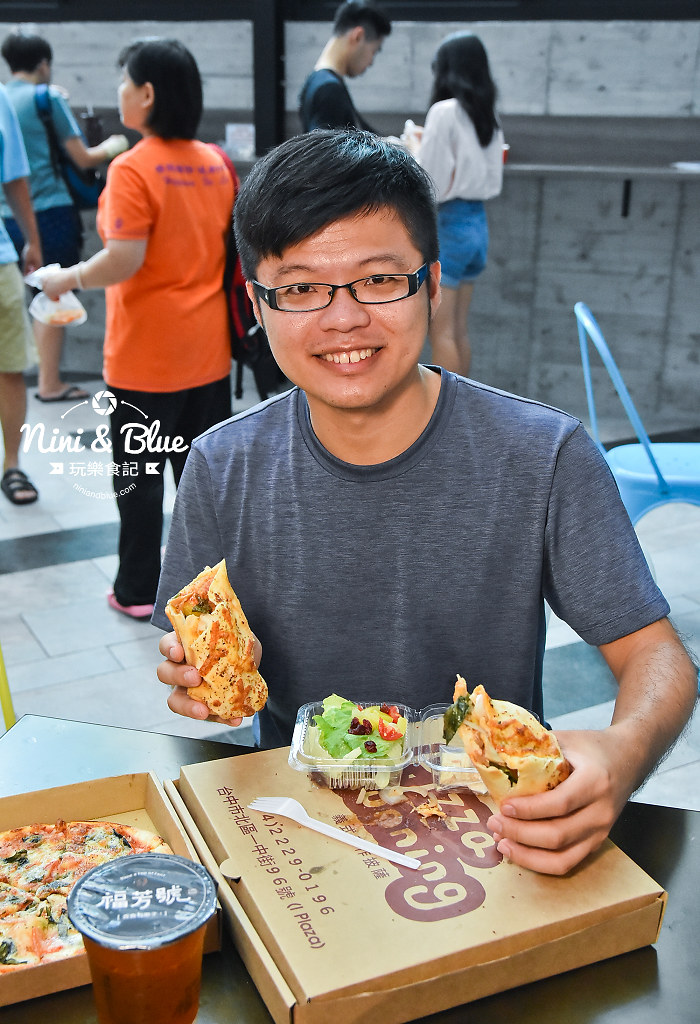 一中街美食 pizza running18