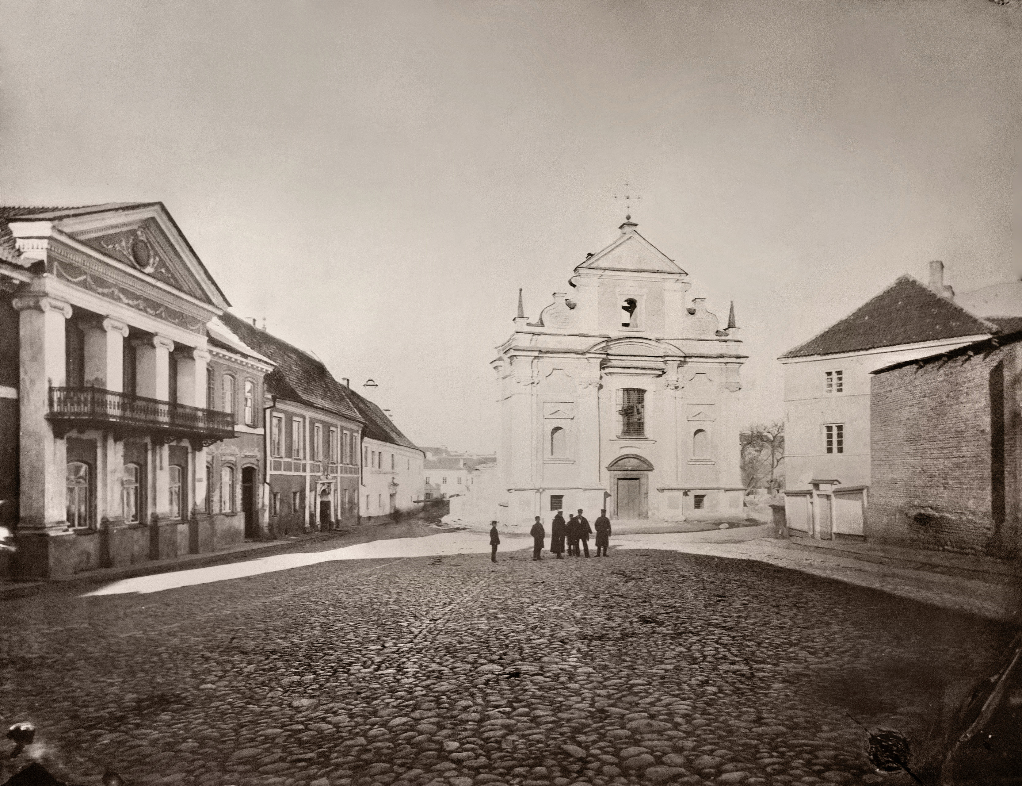 Римско-католический костёл Святого Иосифа Обручника. 1876