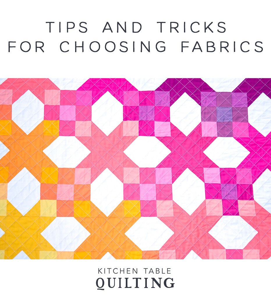 How to Choose Fabrics for Your Quilt