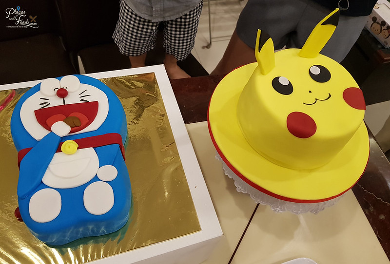 zen bros bday party cakes