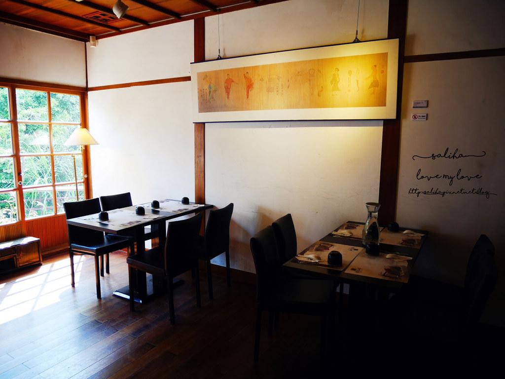 陽明山一日遊景點餐廳推薦草山行館參觀資訊 (8)