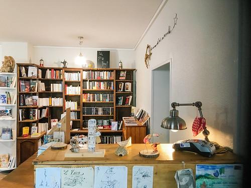 Road-trip en France - Librairie le Kairn