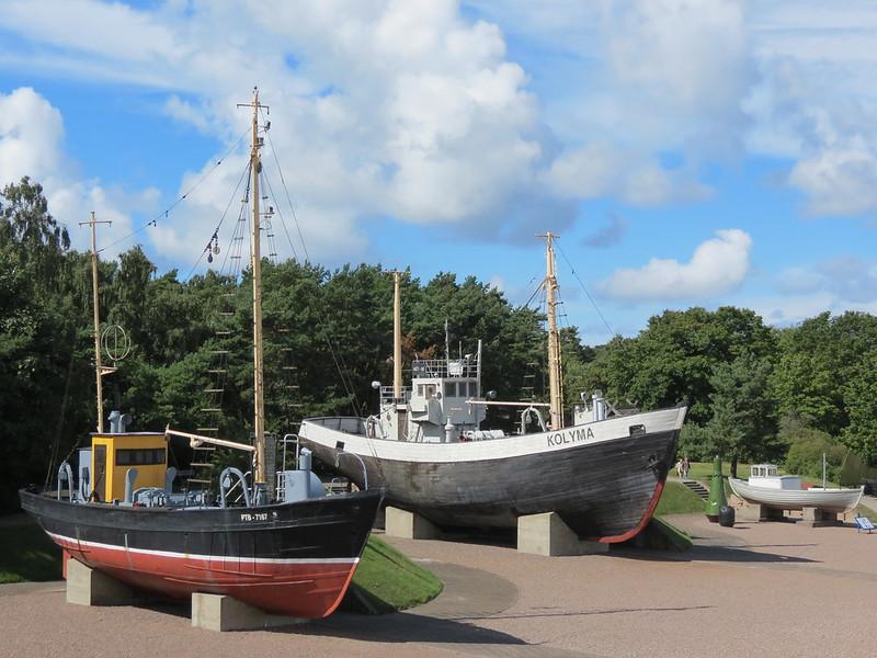 Lietuvos jūrų muziejaus lauko ekspozicijoje: MŽT-90 «Kolyma»IMG_1496